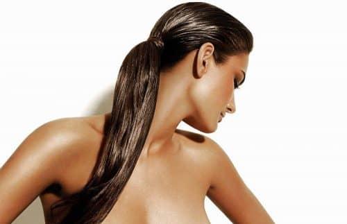 Количество шампуня при мытье волос
