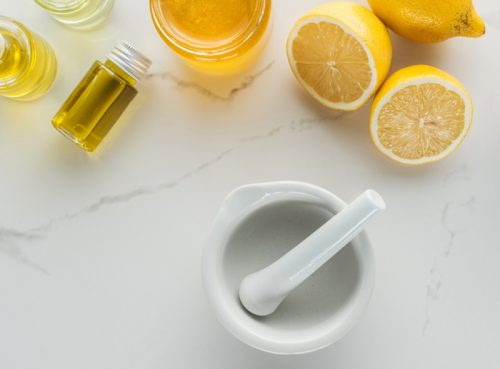 Лимон от глистов