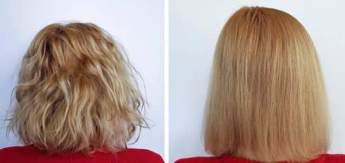 Особенности ламинирования волос