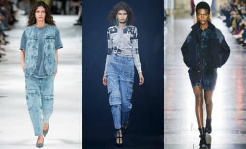 Модный джинс