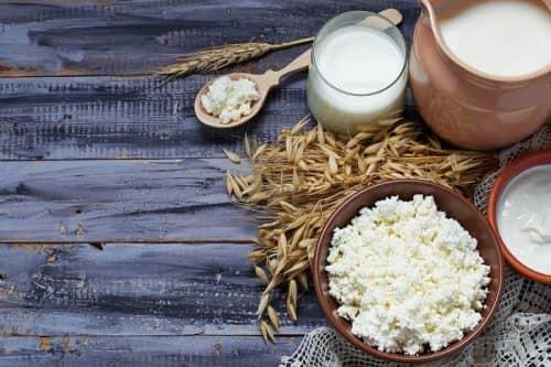 Молочные продукты при непереносимости углеводов