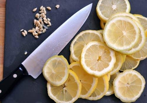В чем польза лимонных косточек?