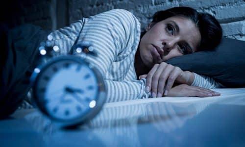Что вызывает проблемы со сном?