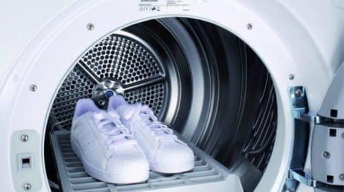 Правила стирки обуви в машинке