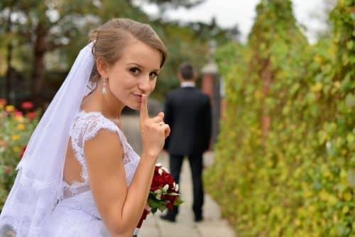 Какие бывают свадебные приметы?